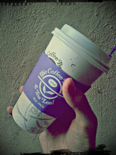 Coffee Bean fix