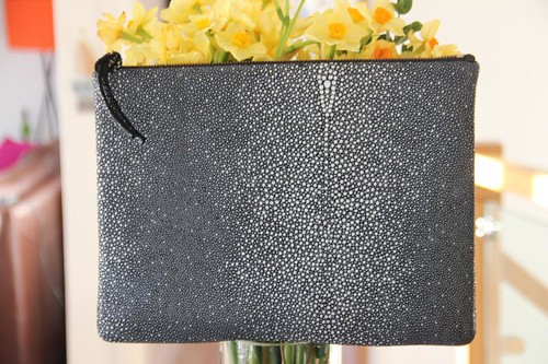 Baukjen stingray clutch