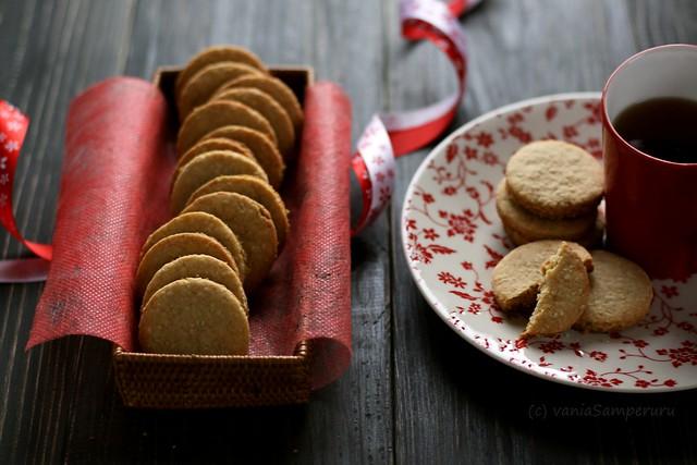Parmesan Cookies