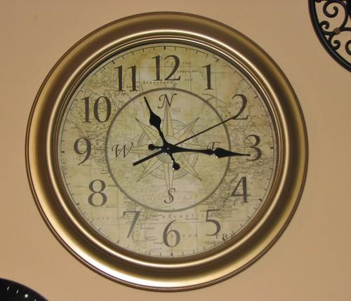 clocks 007