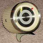 Vintage Panasonic AM Transistor Radio, Model R-12
