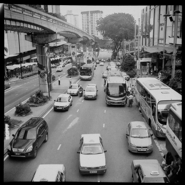 Bukit Bintang, Kuala Lumpur. 2012.