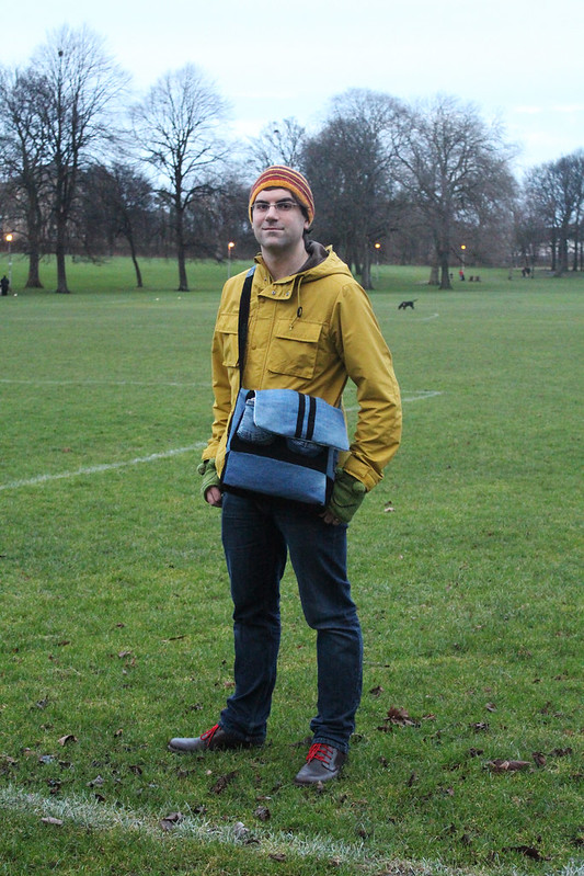 Dave and the nappy bag 2