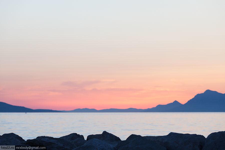 03-Tucepi-sunsets