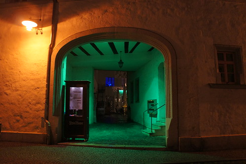 Green Door, Weimar