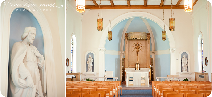 South Tampa Wedding Photographer Academy Of Holy Names Chapel Ceremony Palma Ceia Golf And Country Club