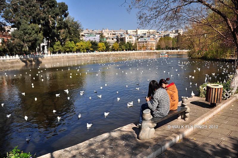 Green Lake Park, Kunming, Yunnan, China