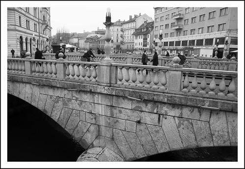 Ljubljana by hans van egdom