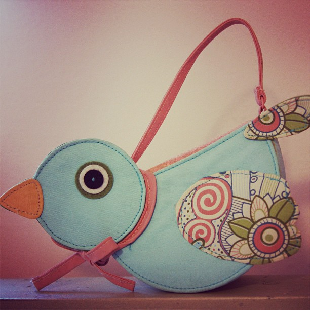 #bird #purse in #detroit