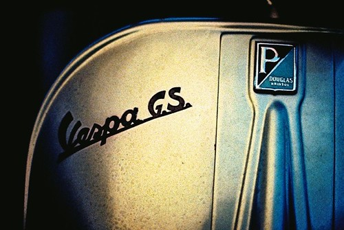 Douglas Vespa GS150 VS1 by vespamore photography