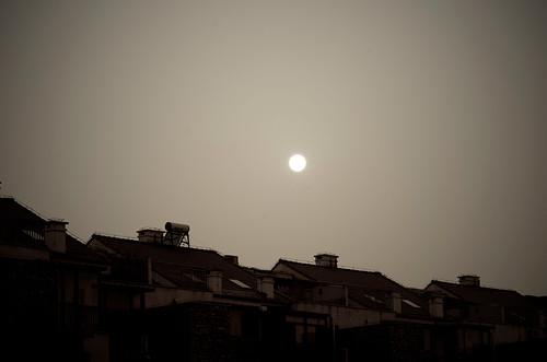 華北地區重度污染 by clémence·Liu
