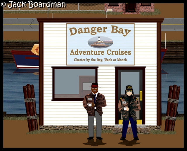 Danger Bay Adventure Cruise Company