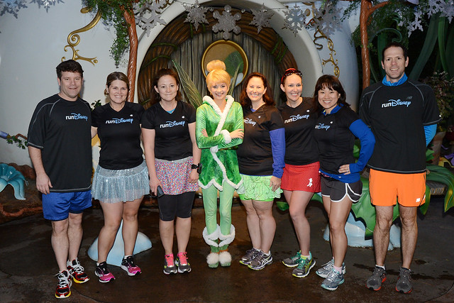 Tinker Bell Half Marathon Meet-Up with runDisney 2013. Photo courtesy of runDisney.