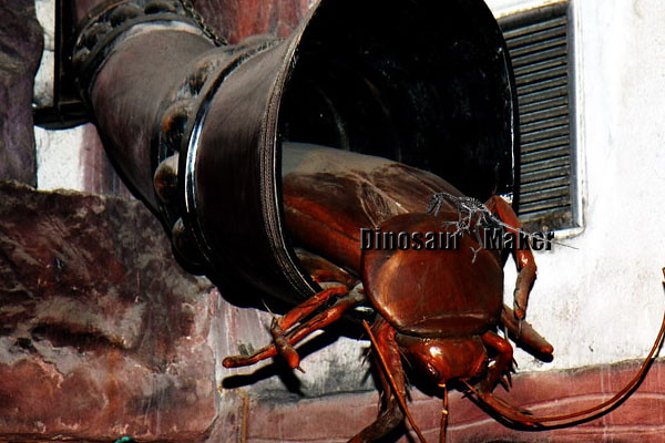 Animatronic Insect Cockroach