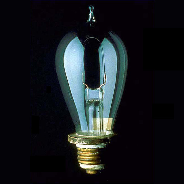 Thomas Edison S Light Bulb 1880 Flickr Photo Sharing