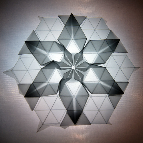 Origami Tutorial 991 (Lydia Diard)