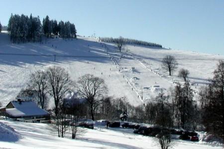 České Petrovice - pohodové lyžování v Orlických horách pro (ne)náročné