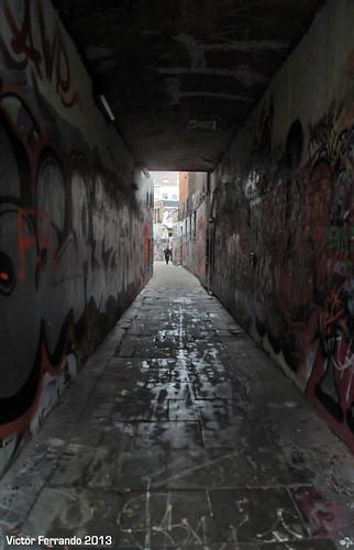 Warregaren Straat - Gante - Bélgica