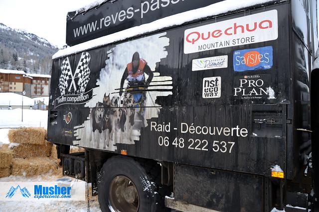 Camion Rallye Dakar