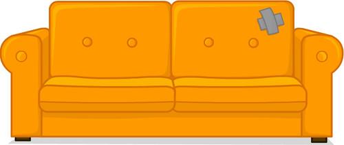 orange-couch