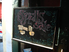 Spells for Sale in New Orleans