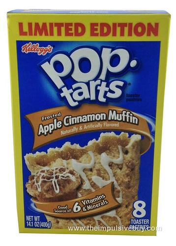 ... Edition Frosted Apple Cinnamon Muffin Pop-Tarts | The Impulsive Buy
