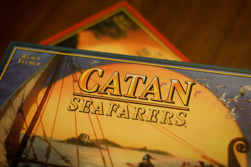Tuesday, January 22: Settlers of Catan
