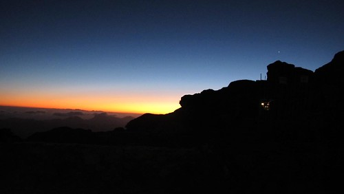 Sinai Summit Dawn