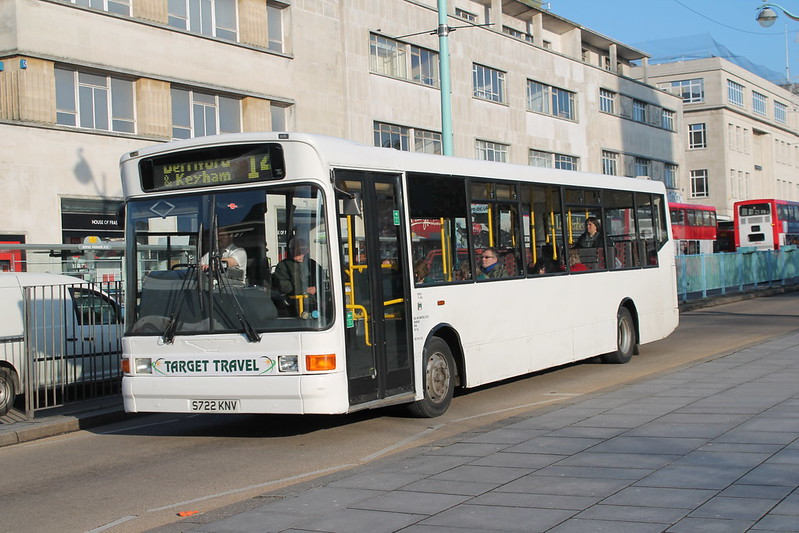 Target Travel S722KNV
