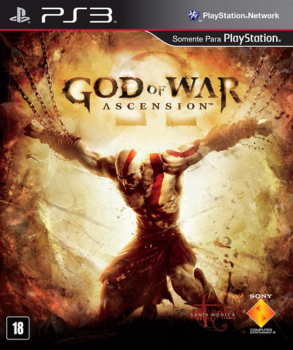 Box - God of War Ascension