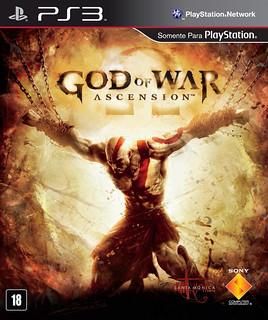 God of War: Ascension para PS3