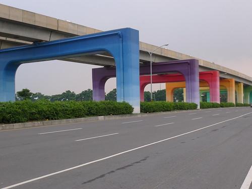 岡山鐵路高架橋