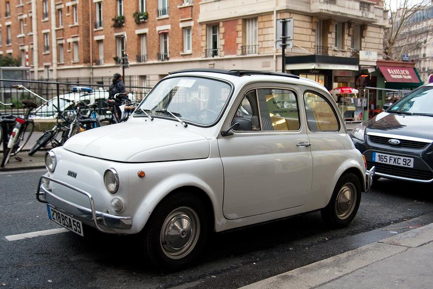 1972–75 Fiat 500 R (110)