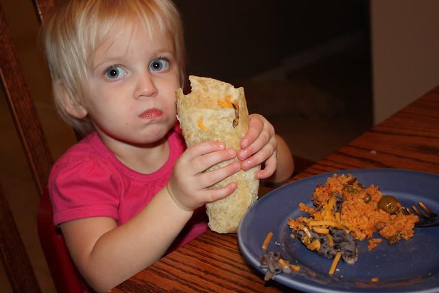 nora burrito