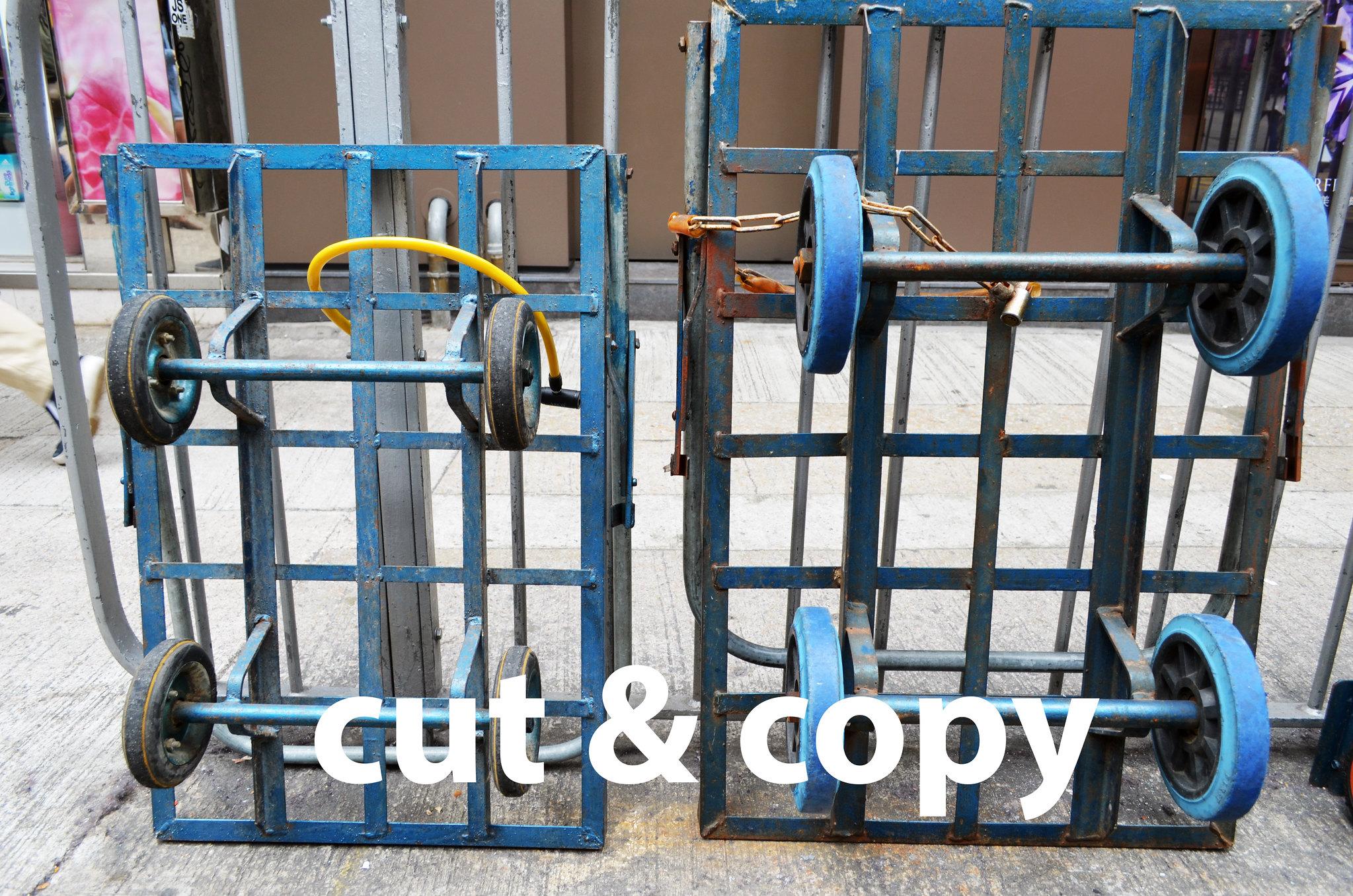 Cut&Copy