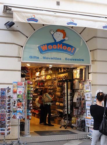 Woohoo Souvenir Shop Valletta Malta