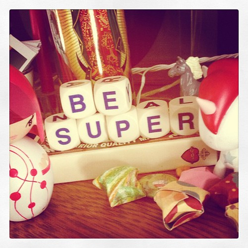 be. super.  sunday.