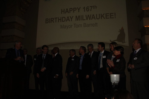 Milwaukee's 167th Birthday Party
