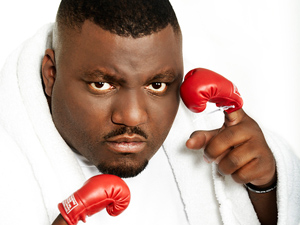 Aries Spears @ Helium Comedy Club