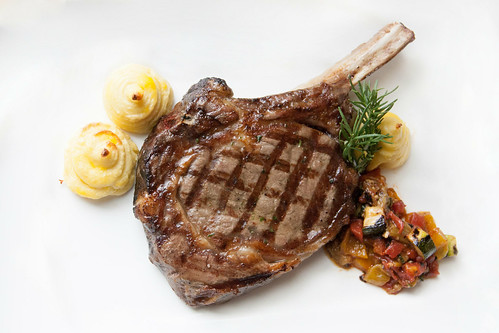 US Angus Bone-in Rib Steak