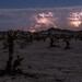 Lightning East of Anza-Borrego Desert State Park by slworking2