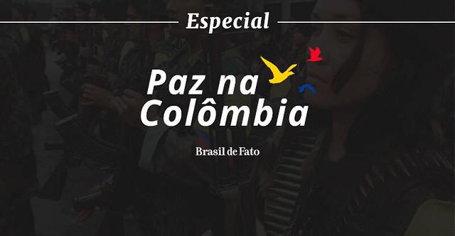Especial - Paz para a Colômbia