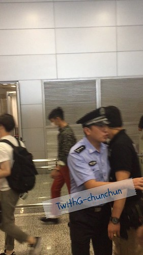 Big Bang - Shanghai Airport - 19jun2015 - TwithG-權蠢蠢 - 06