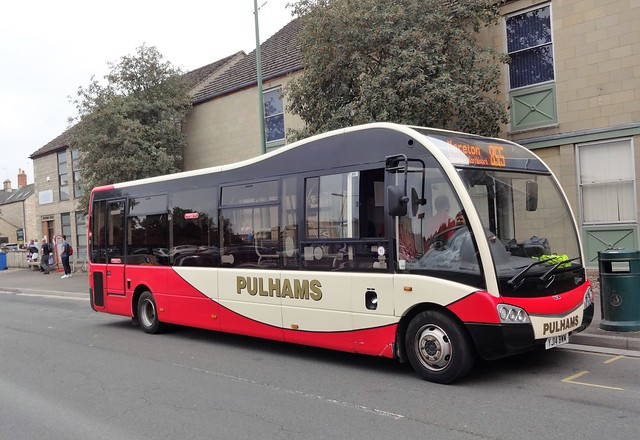 Pulham Travel 2014 Optare, Sony DSC-WX200