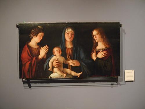 DSCN2679 _ Giovanni Bellini, Gallerie dell'Accademia, Venezia