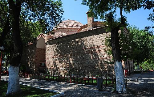Pustinpuş Baba Zaviyesi - Yenişehir