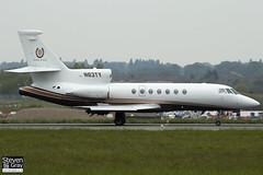 N83TY - 288 - Private - Dassault Falcon 50EX - Luton - 120518 - Steven Gray - IMG_1831