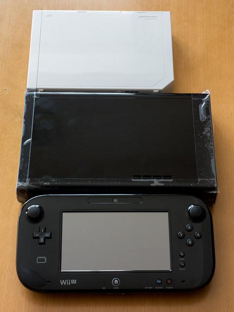 Wii, Wii U, Wii U GamePad