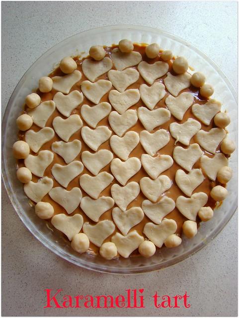 karamelli tart