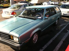 Electric Ford Fairmont